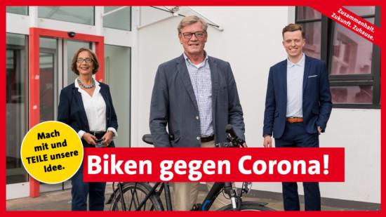 Biken gegen Corona 2