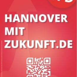 Kampagnenmotiv SPD Hannover