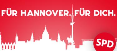 Für Hannover. Für Dich.