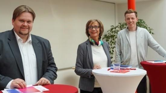 Statement von Adis Ahmetovic, Ulrike Strauch und Lars Kelich