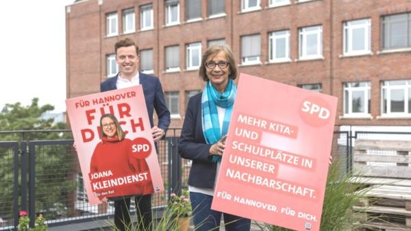 Kampagnenvorstellung der SPD Hannover